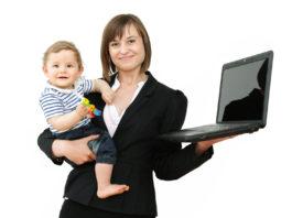 10 Ways Working Mom Can Balance Work & Family