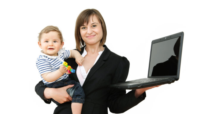 10 Ways Working Mom Can Balance Work & Family