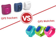 GPS Trackers vs GPS Watches