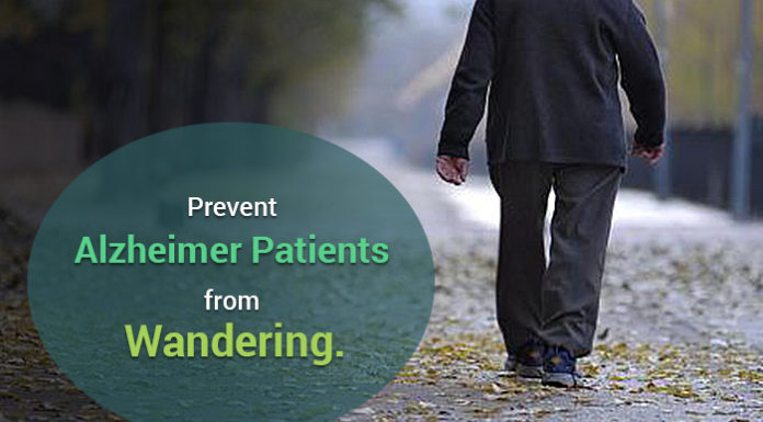 How to Prevent Alzheimer's Patients from Wandering?
